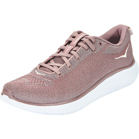 Hoka One One Hupana Flow Running Shoes Women rose brown/deep mahogany